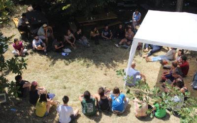 Les Chantiers Collectifs – Juillet 2020 – J+1