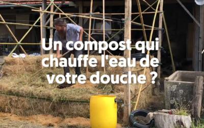 Les Chantier Collectifs – Le compost chauffant
